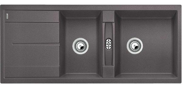 سینک توکار مدل METRA 8S بلانکو | آشپزخانه پارسه