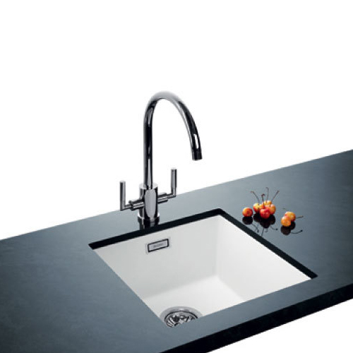 سینک توکار مدل SUBLINE 400-U بلانکو | آشپزخانه پارسه