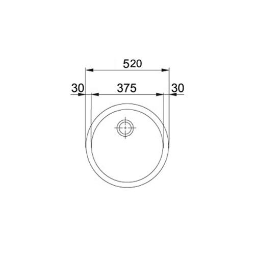 سینک RBX610 فرانکه | آشپزخانه پارسه
