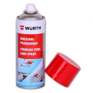 اسپری تمیز کننده استیل و فولاد وورث آلمان | آشپزخانه پارسه