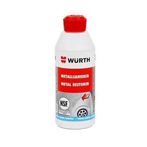 محلول رسوب زدا و احیا کننده استیل و فولاد وورث آلمان | آشپزخانه پارسه