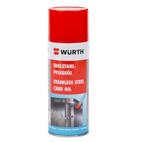 اسپری روغنی ضد لک کننده استیل و فولاد وورث آلمان | آشپزخانه پارسه