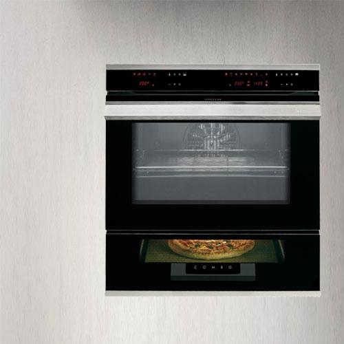 فر ترکیبی توکار مدل HX 45.15 تکا | آشپزخانه پارسه