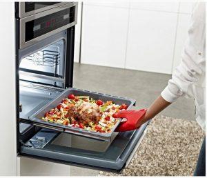 فر برقی توکار مدل HL 890 INOX تکا   آشپزخانه پارسه