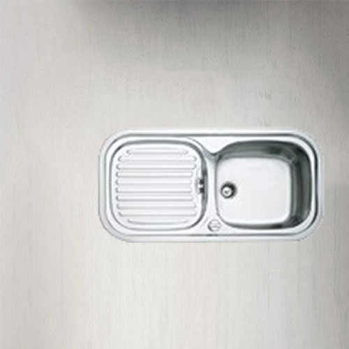 سینک توکار مدل Belaform 1B 1D تکا | آشپزخانه پارسه