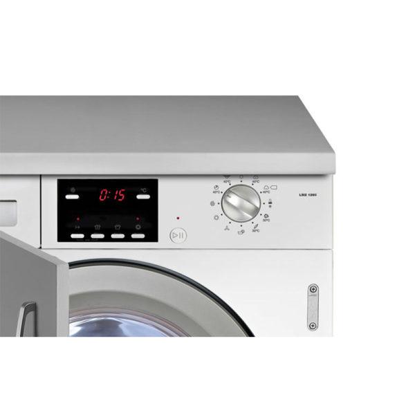 ماشین لباسشویی توکار LI2 1260 تکا
