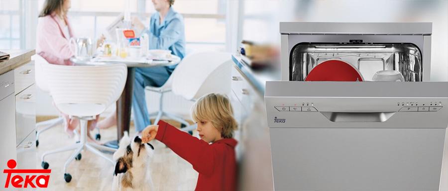 ماشین ظرفشویی تکا